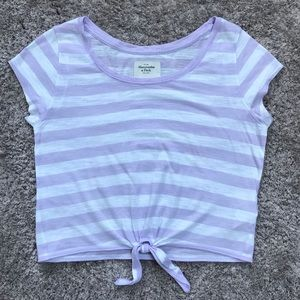Abercrombie and Fitch Crop Top